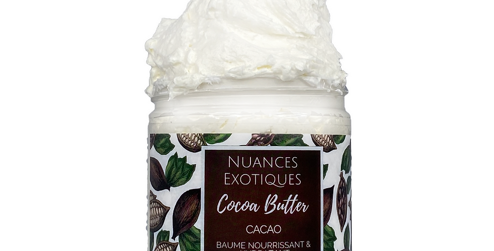Baume Cocoa Butter - 250 mL
