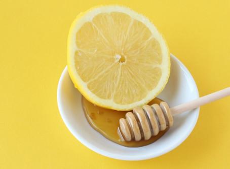 DIY - Masque au Miel et au Citron pour une peau éclatante !
