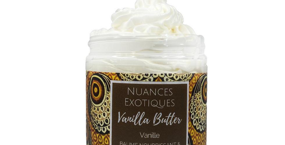 Baume Vanilla Butter