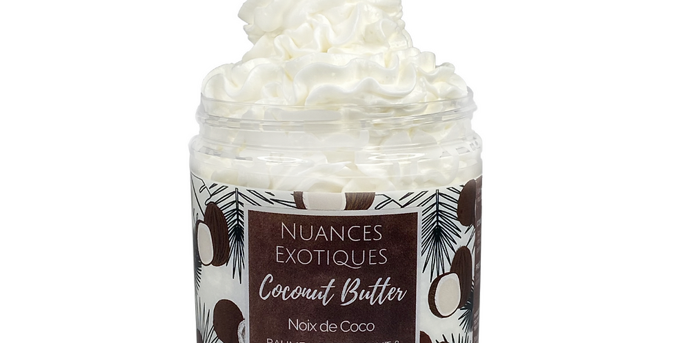 Baume Coconut Butter