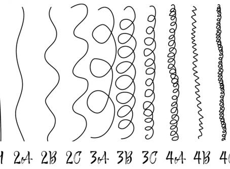Du 1A au 4C, Les différents types de cheveux