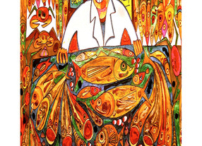 Fish as a work of art