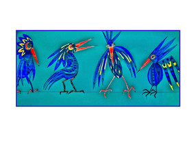 Birds on the Brain