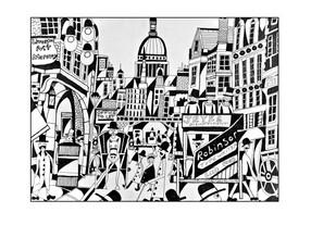 In Memory of Old Fleet Street