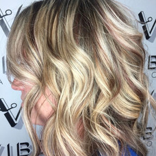 Hair color by Sladjana at Vibe Salon