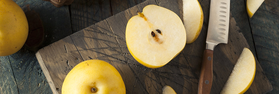 Organic Asian Pear (ea)