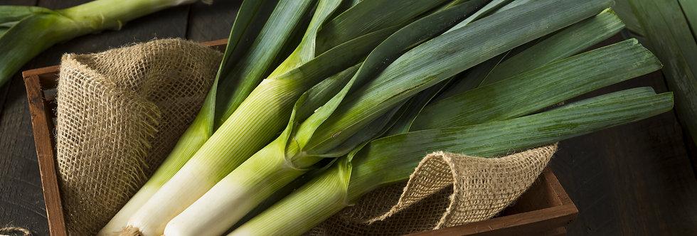 Organic Leeks (ea - 1 lb)
