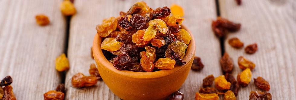Organic Hunza Golden Raisins (1 lb)