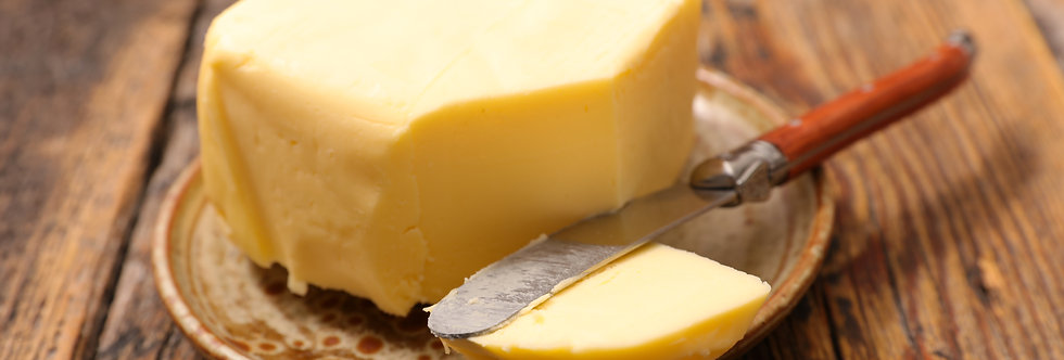 Local Grass-Based Raw Butter (ea)