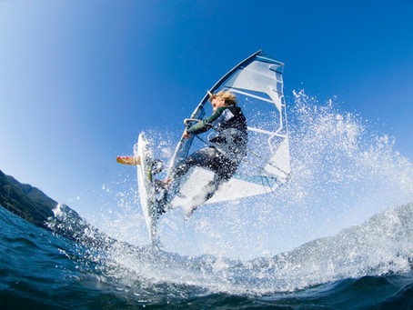 From the sea to the darkroom: How water sports taught me the power of sharing ideas