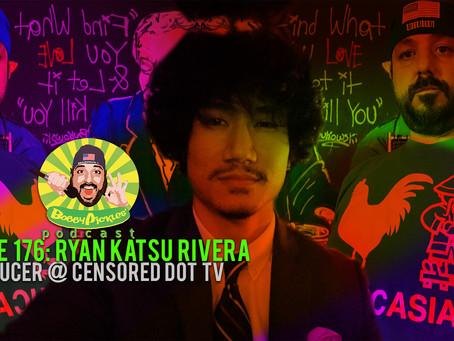 Gavin's Asian Sidekick, Ryan Katsu Rivera   Bobby Pickles' Podcast™️ Ep 176