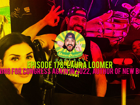Laura Loomer   Bobby Pickles' Podcast™️ Ep 178 (Banned on YouTube)
