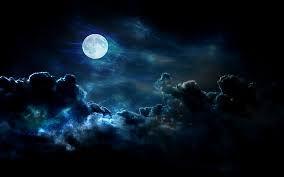 lune vide d'aspect