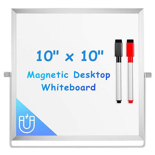 """612677941793 Desktop White Board 10"""" X 10"""""""