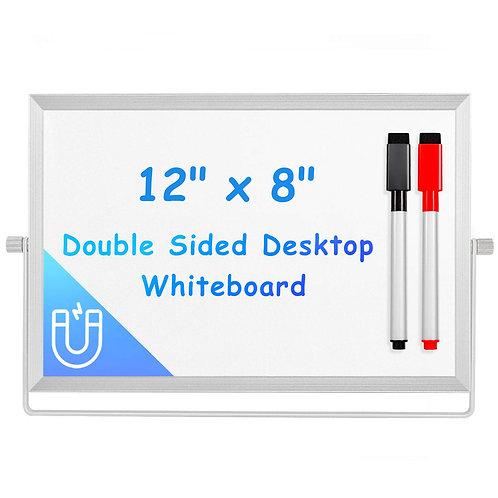 """612677941922 Desktop White Board 12"""" X 8"""""""