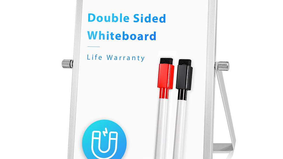 612677941779  Small Desktop Dry Erase Board