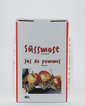 Süssmost aus alten, aromatischen Apfelsorten