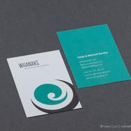 Visitenkarte für Whanake AG