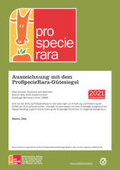 2021 | Guetesiegel prospecierara
