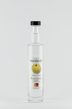 Edeldestillat aus Weissem Klara-Apfel