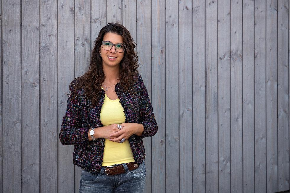 Grafikerin, Grafikdesignerin, Werbeagentur aus Uster, Ivana Cucic