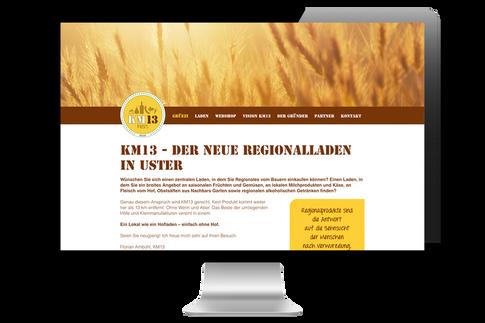 "Webdesign ""KM13"""