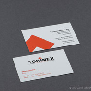 Visitenkarte für Torimex
