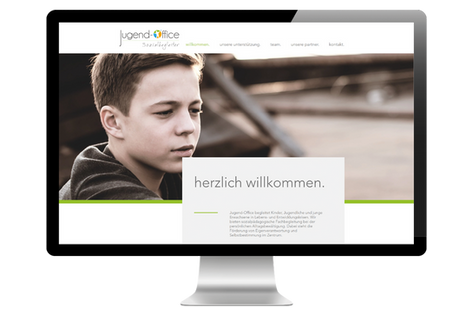"Webdesign ""Jugend-Office"""