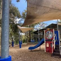 Playground reverse angle
