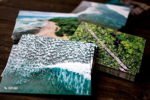 Set de 15 postales fotográficas