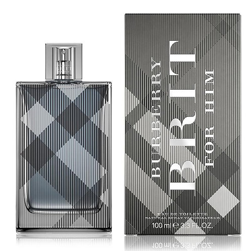 BURBERRY BRIT  CABALLERO EDT SPRAY 100ML/3.3OZ ERBX XICA