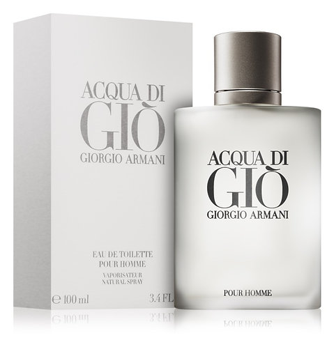 GIORGIO ARMANI ACQUA DI GIO  CABALLERO EDT SPRAY 100ML/3.4OZ IBRX XARX