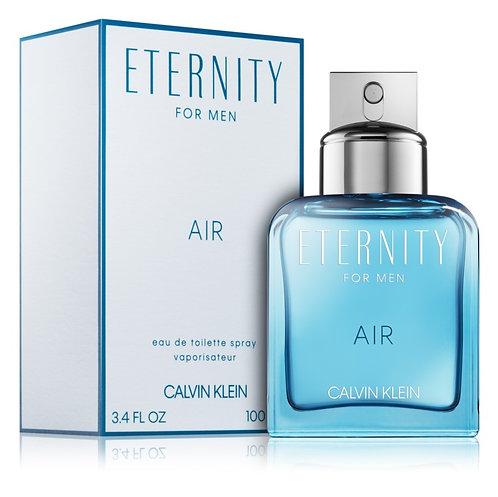 CALVIN KLEIN ETERNITY AIR CABALLERO EDT 100ML CAUX CRRX