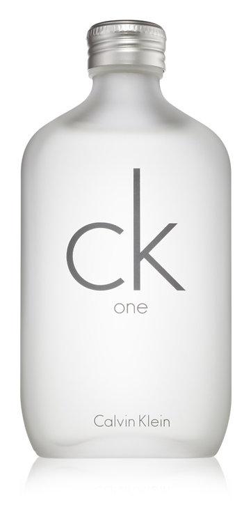 CALVIN KLEIN CK ONE UNISEX EDT SPRAY 100ML/3.3OZ CIIX XRRX