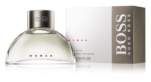 HUGO BOSS  DAMA EDP SPRAY 90ML/3OZ RRZX XRRX
