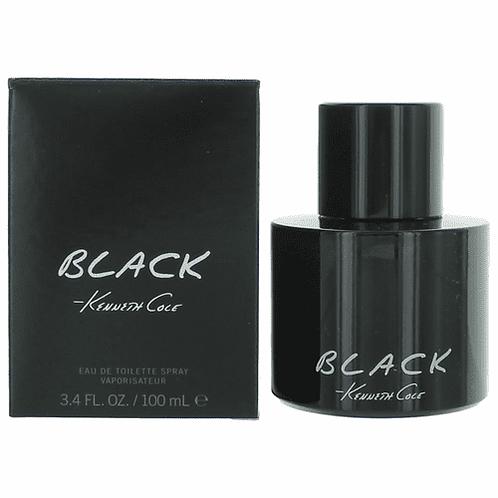 KENNETH COLE BLACK CABALLERO EDT 100ML RBIX CCRX XE