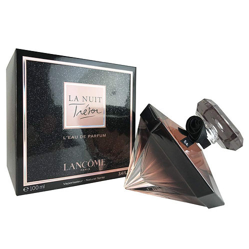 Lancome TRESOR LA NUIT para Dama EDT Spray 100ml/3.4oz