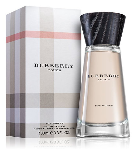 BURBERRY TOUCH  DAMA EDP 100ML EXEX CCRX XM