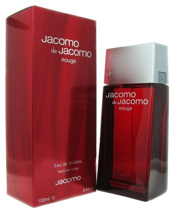 JACOMO DE JACOMO ROUGE  CABALLERO EDT SPRAY 100ML/3.4OZ CZMX XRRX