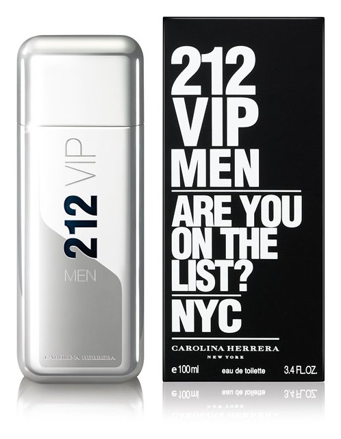 CAROLINA HERRERA 212 VIP MEN AYOTL EDT SPRAY 100ML/3.4OZ MXMX XRCA