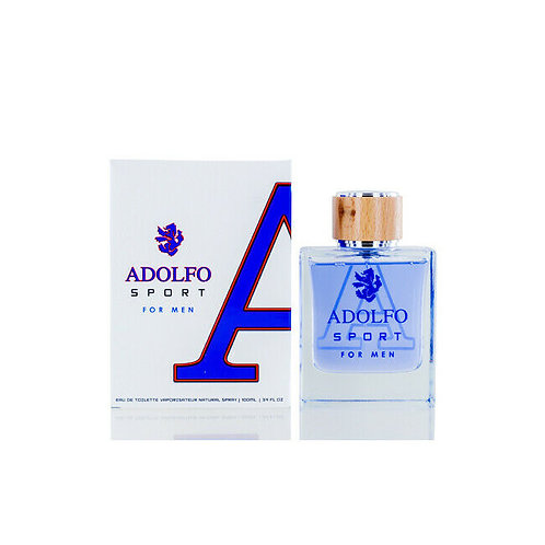 ADOLFO SPORT MEN EDT 100ML IAX XCRC