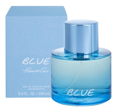 KENNETH COLE BLUE CABALLERO EDT 100ML RZRX CCRX XE