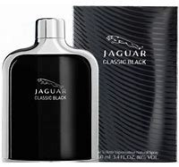 JAGUAR CLASSIC BLACK CABALLERO EDT 100ML CCCX CXRX