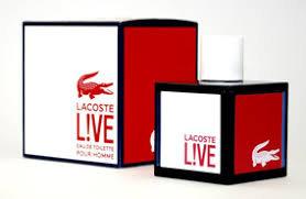 LACOSTE LIVE CABALLERO JUEGO 2PZAS EXUX CCCB