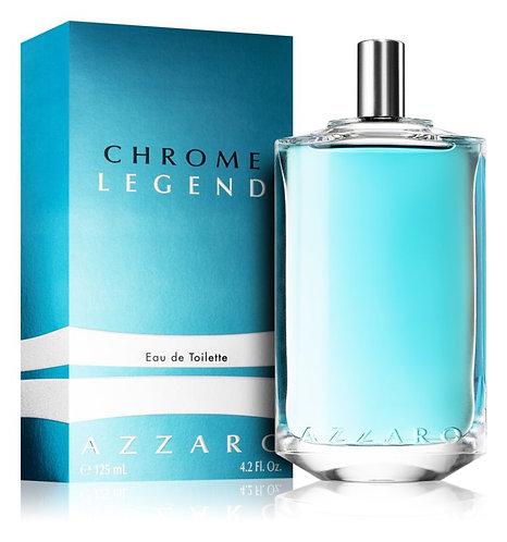 AZZARO CHROME LEGEND CABALLERO EDT 125ML RAZX CCRX XM