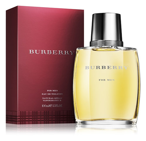 BURBERRY CABALLERO EDT 100ML RCEX CCRX XE