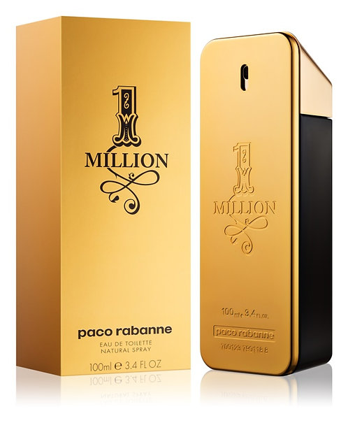 PACO RABANNE 1 MILLION CABALLERO EDT 100ML MZMX CXRX