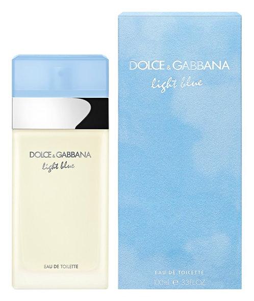 D & G LIGHT BLUE DAMA JUEGO 3PZAS UMCX CRCA