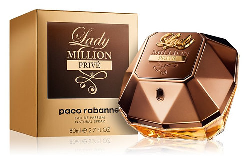 PACO RABANNE LADY MILLION PRIVÉ EDP SPRAY 80ML/2.7OZ MACX XUCA