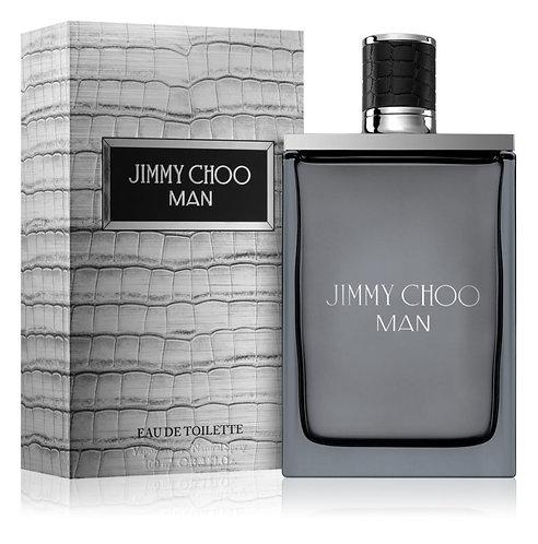 JIMMY CHOO MAN EDT SPRAY 100ML/3.30Z RBZX XRRX